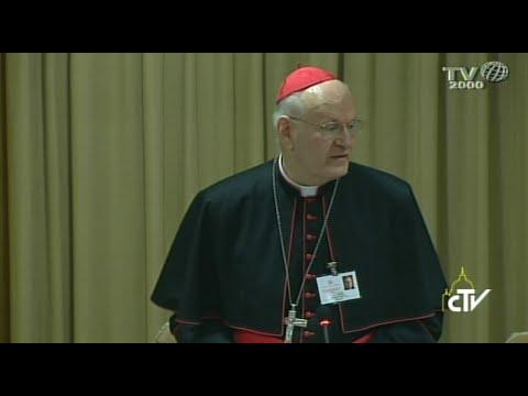 Assemblée générale extraordinaire du Synode sur la famille (2)