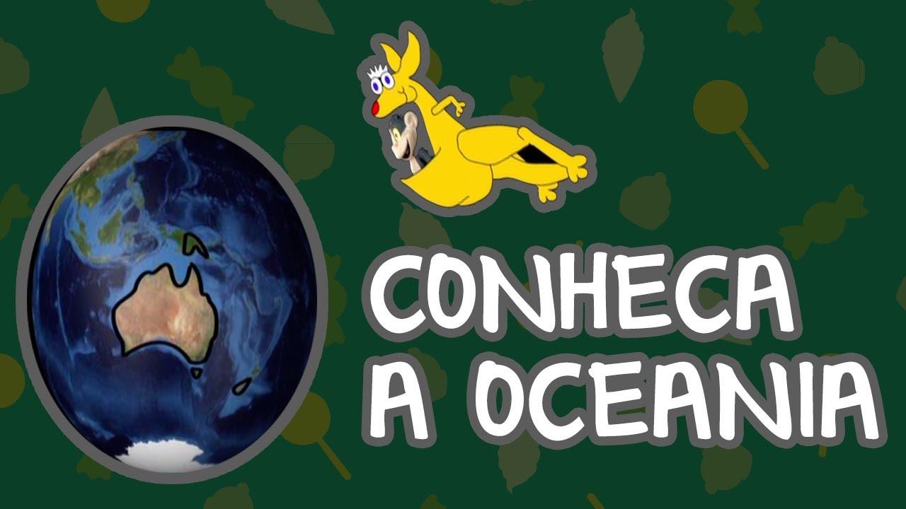 CONHEÇA A OCEANIA | BEBÊ MAIS MUNDO