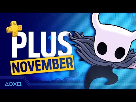 PlayStation Plus Monthly Games - November music video cover