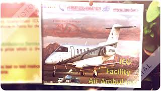 Take Medilift Fastest Air Ambulance Service in Patna at Low Fare