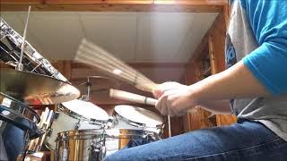 Devo- Social Fools (Drum Cover)