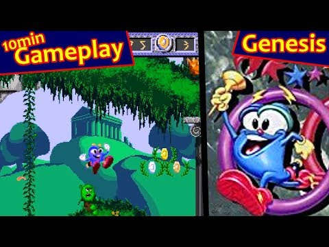 Izzy's Quest for the Olympic Rings ... (Sega Genesis)