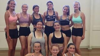 2019 January Senior Dance Workshop