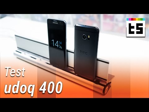 udoq: Universelle Dockingstation für Android und iPhone – Test