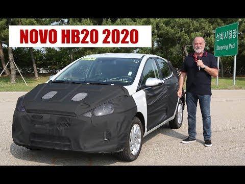 Novo Hyundai HB20 2020 - Emilio Camanzi conta tudo sobre o novo modelo da Hyundai