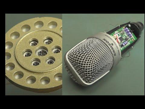 EEVblog #1199 - Samson C01U USB Microphone Teardown