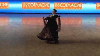 Белозеров Сергей - Белозерова Екатерина, Final Solo Tango