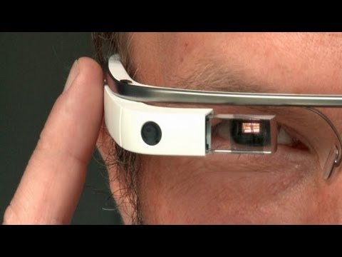 Datenbrille: Google Glass im Test