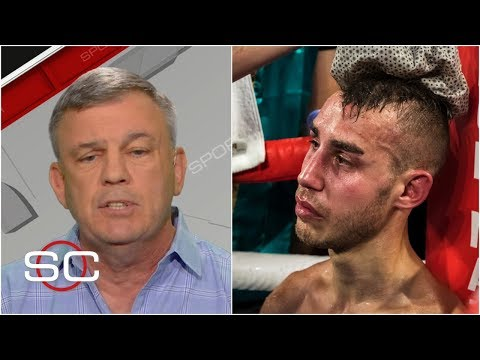 All of the boxing family cries for Maxim Dadashev - Teddy Atlas | Top Rank Boxing | SportsCenter