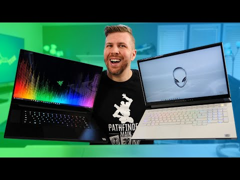 External Review Video YIUj83a49Co for Razer Blade Pro 17 Gaming Laptop (Early 2020)