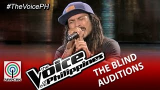 """The Voice Of The Philippines Blind Audition """"One Day"""" By Kokoi Baldo (Season 2)"""
