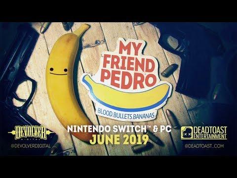 My Friend Pedro - Full Throttle Trailer thumbnail