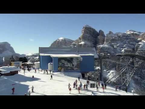 Winter Alta Badia - Dolomites