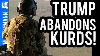 Did Trump Abandon Kurds To Keep His Turkish Hotel?
