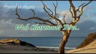 Woh Beete Din Yaad Hain - Purana Mandir - YouTube