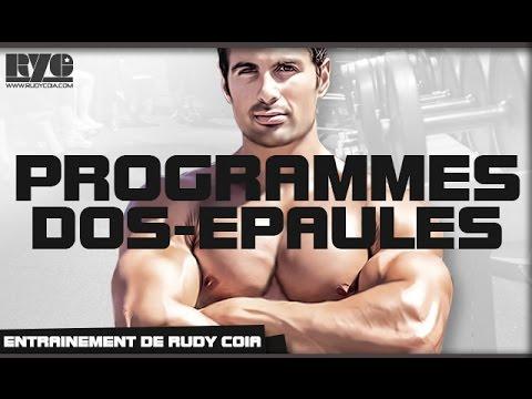 Les exercices pour les muscles lombaires de lépine dorsale