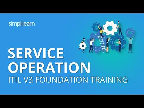 Service Operation   ITIL 2011 Intermediate Lifecycle Module ...