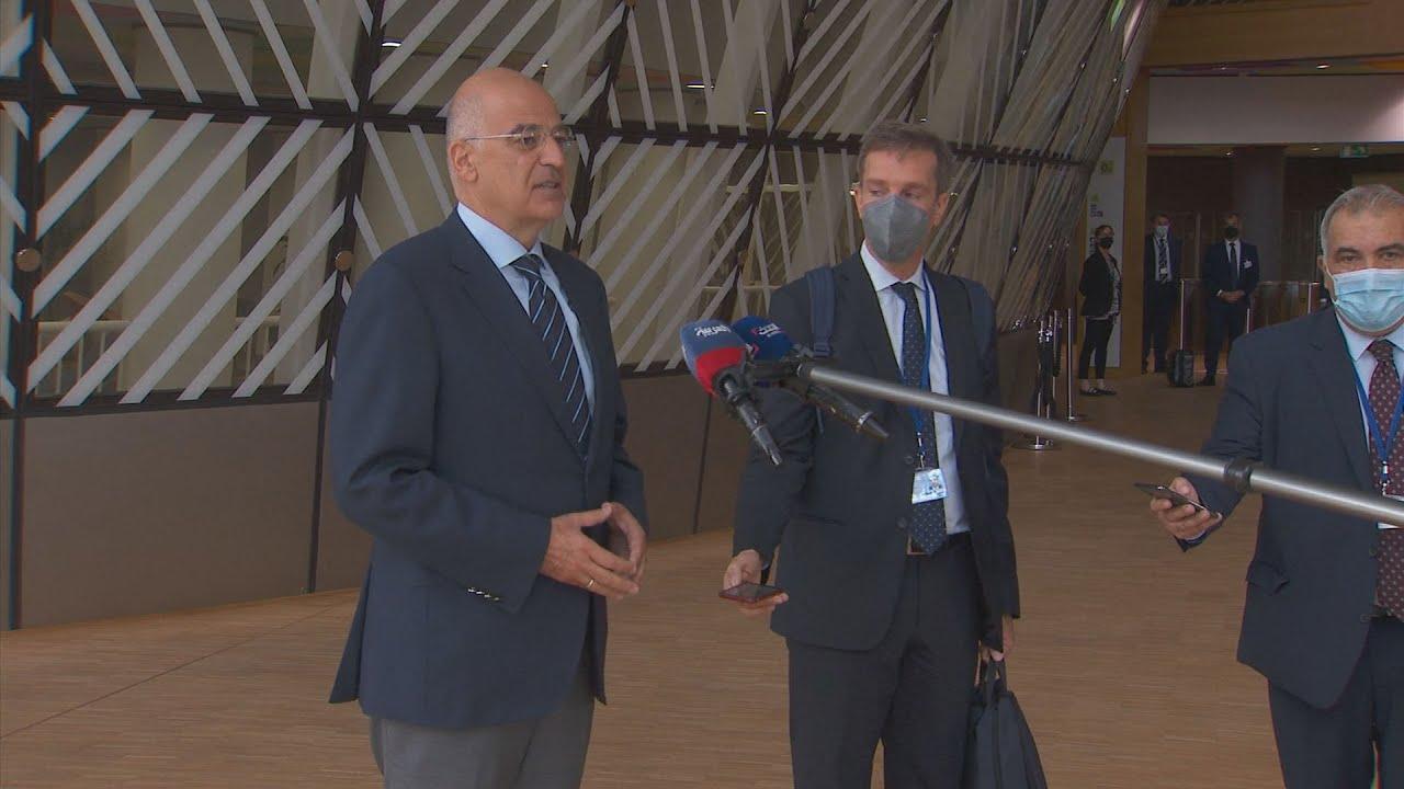 Έγινε ευρεία συζήτηση των ΥΠΕΞ της ΕΕ με τον Αιγύπτιο ομόλογό τους, για τα θέματα της περιοχής