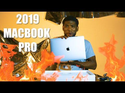 """2019 MACBOOK PRO 15"""" UNBOXING!"""