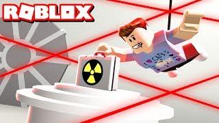 SPY TRAINING OBBY!! | Roblox Adventures