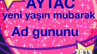 Ramiq Arda Aytac ad gunu