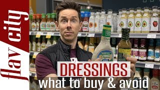 Everything You Need To Know About Buying Salad Dressing At The Grocery Store