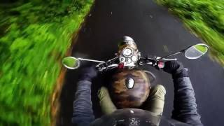 Lonely Dense Forest Ride - Aliyar Dam Malakkappara And Vazhachal Part II - MotoVlog