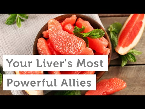 Video 14 Foods that Cleanse the Liver