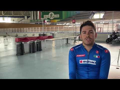 Giro d'Onore 2020 - Il saluto di Francesco Lamon