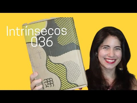 Unboxing Clube Intrínsecos 036 ??