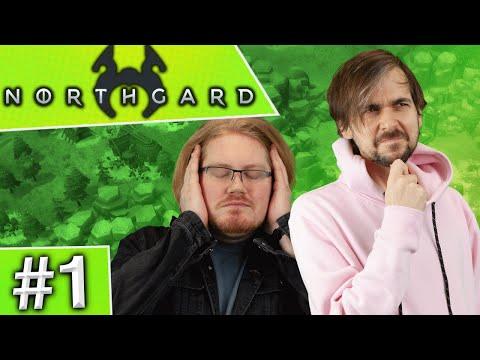 Northgard: Salty Vikings (Game 1)