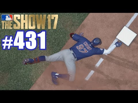 CAN'T BELIEVE THIS ACTUALLY HAPPENED! | MLB The Show 17 | Road to the Show #431