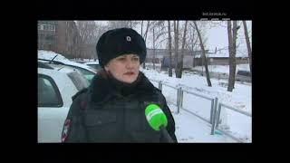 Водителей Братска предупредили о гололедице на дорогах