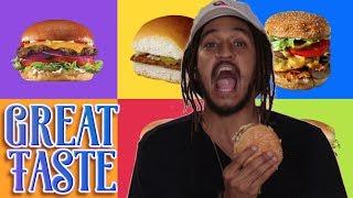 The Best Fast-Food Burger | Great Taste