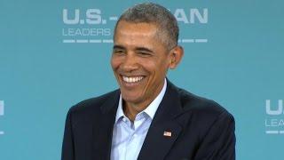 Obama: Donald Trump Won't Be President