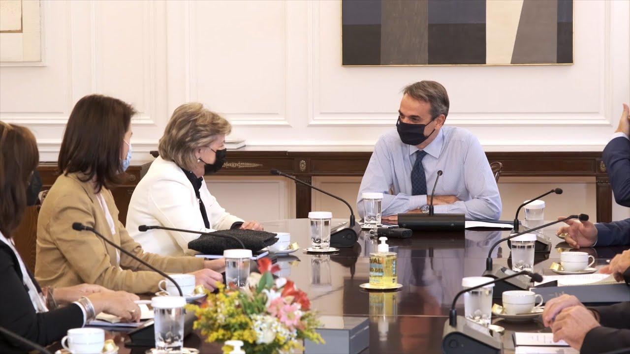 Κυρ. Μητσοτάκης: Στην κορυφή της ευρωπαϊκής κατάταξης η Ελλάδα ως προς την απορρόφηση του ΕΣΠΑ