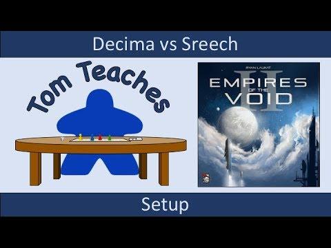 Tom Teaches Empires of the Void 2 (Setup)