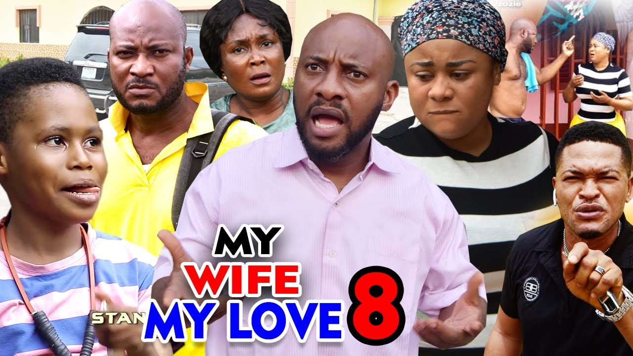My Wife My Love (2020) Part 8