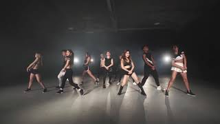 NOW UNITED - ALL DAY (COREOGRAPHY - DANCE )