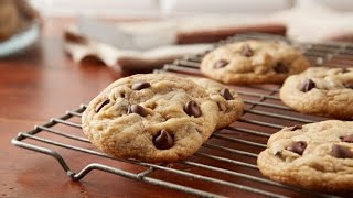 easy homemade soft chocolate chip cookies
