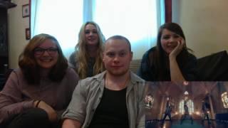 Mese Moa- Shadow Kiss - Reaction Video!!!