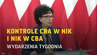 Wojna PiS i Mariana Banasia. Najważniejsze wydarzenia tygodnia w Polsce i na świecie