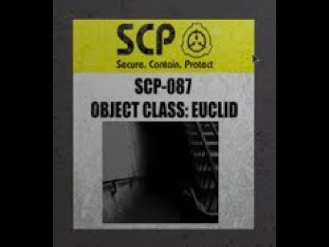 SCP-087-B in ROBLOX! - Vídeo ROBLOX