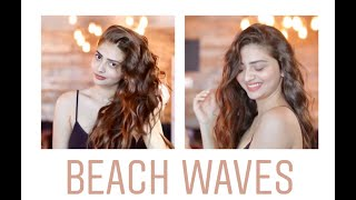HOW TO : BEACH WAVES TUTORIAL