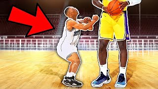 Why NBA Players Fear This 5FT Man