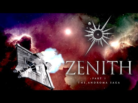 ZENITH: THE ANDROMA SAGA PART ONE BOOK TRAILER