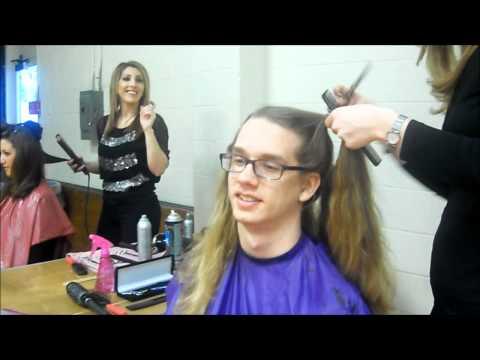 Hair Donation of 112 Inches - Teddi Dance