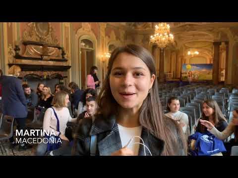 In salone Estense il benvenuto a Varese agli studenti Erasmus