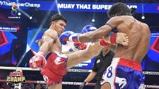 FULL | Muay Thai Super Champ | 25/08/62 | ช่อง8 มวยไทยซุปเปอร์แชมป์