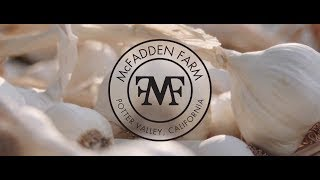 McFadden Farm - Garlic Braids